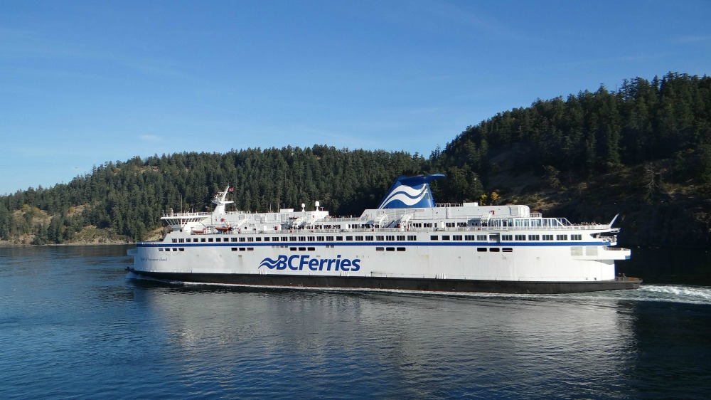 Ferry Vancouver To Vancouver Island With No Car