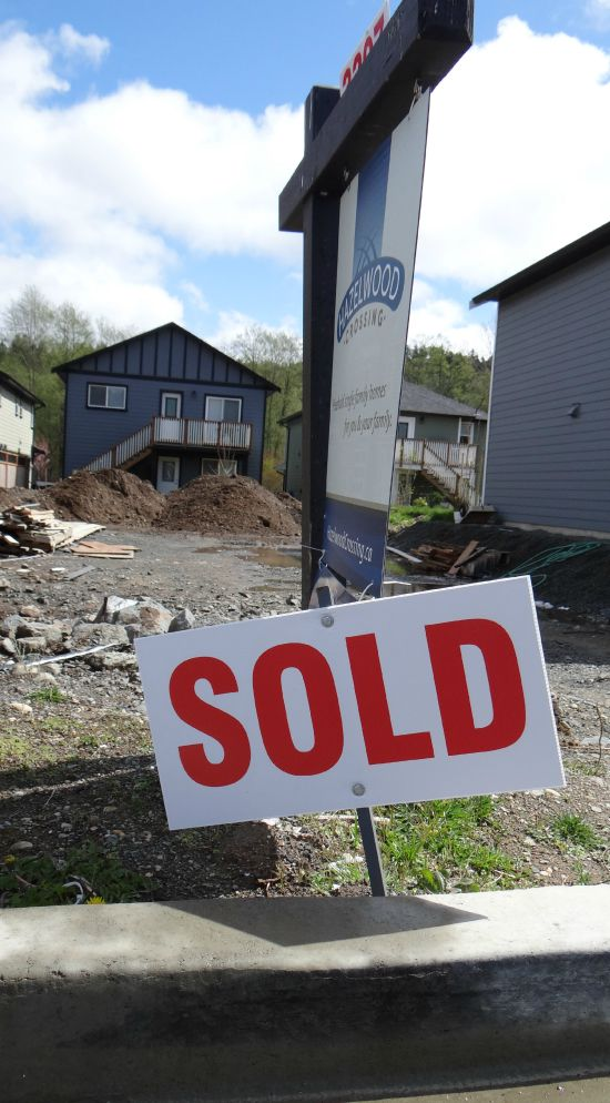 Real Estate Victoria. Our property prior to construction.