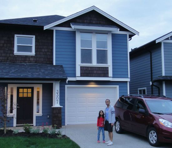Our home compleated and ready to move.  Real estate Victoria properties.