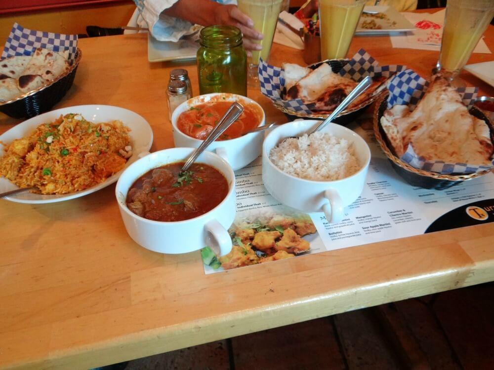 Flavorful Indian Cuisine at Turmeric Restaurant Victoria BC
