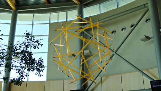 victoria Airport Art - Roulette