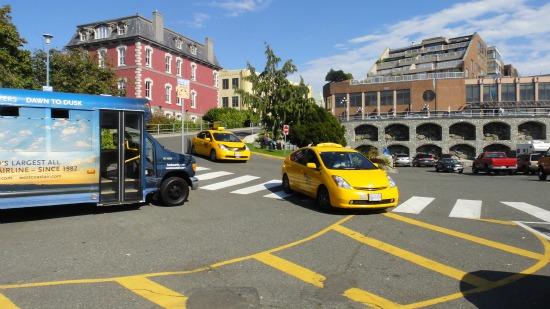 Victoria BC - Taxi Cabs
