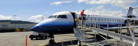 Direct Flights to Victoria from San Francisco